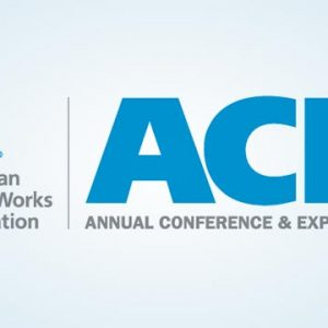 American Water Works Association: Annual Conference & Exhibition logo