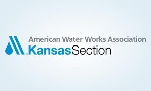 American Water Works Association: Kansas Section logo