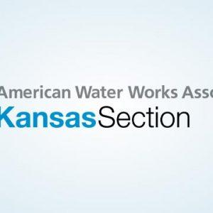 American Water Works Association: Kansas Section logo