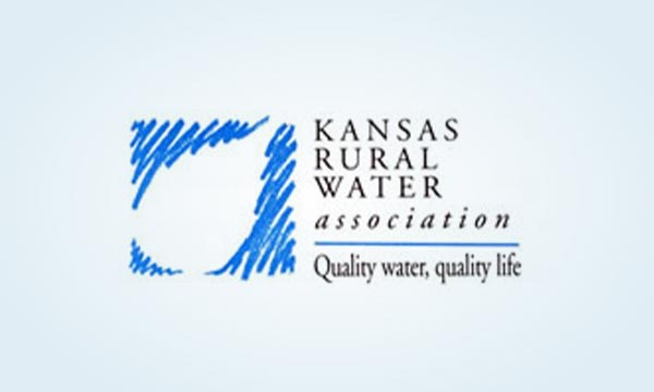 Kansas Rural Water Association logo