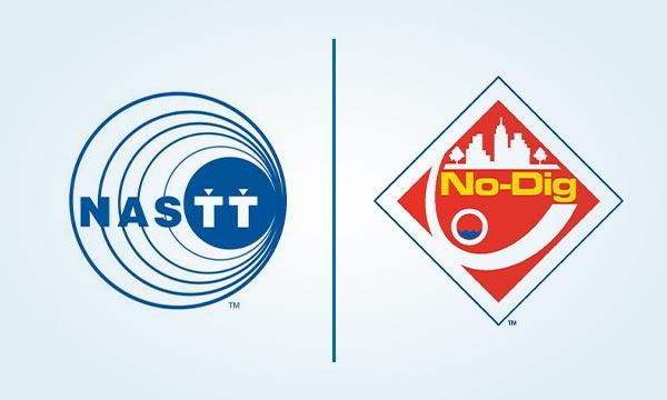 NASTT No-Dig logo