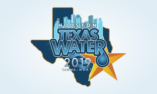 Texas Water 2019 logo